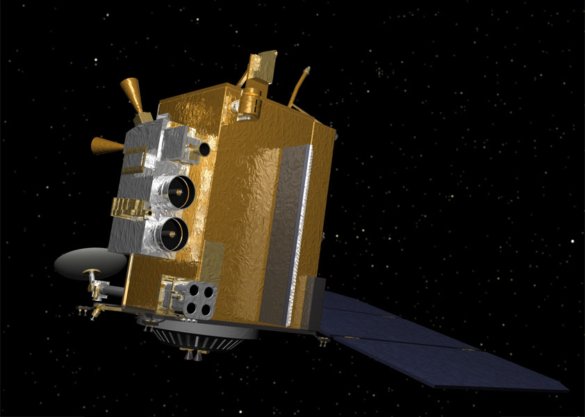 lunar orbiter spacecraft arrives in sriharikota - photo #9