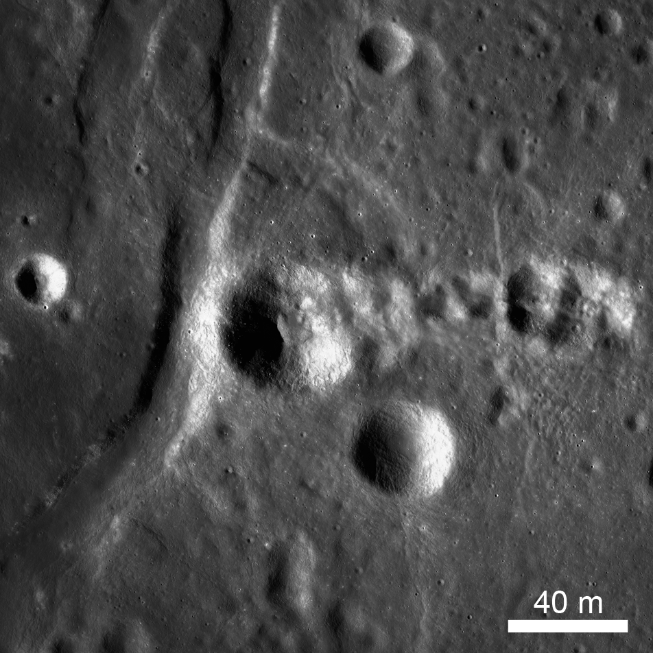 High Resolution Maps of the Moon | Lunar Reconnaissance ...