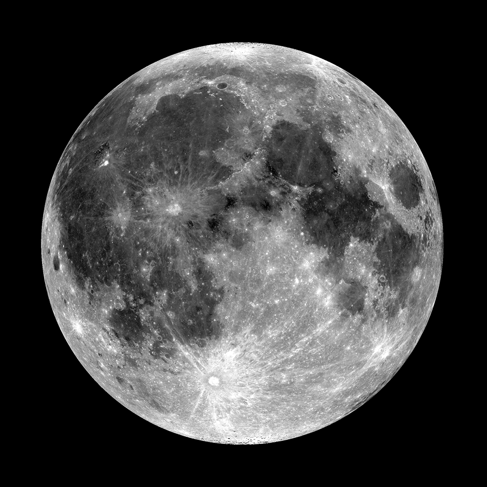 5fc22696da Ilmenite Seen with Ultraviolet Light | Lunar Reconnaissance Orbiter ...
