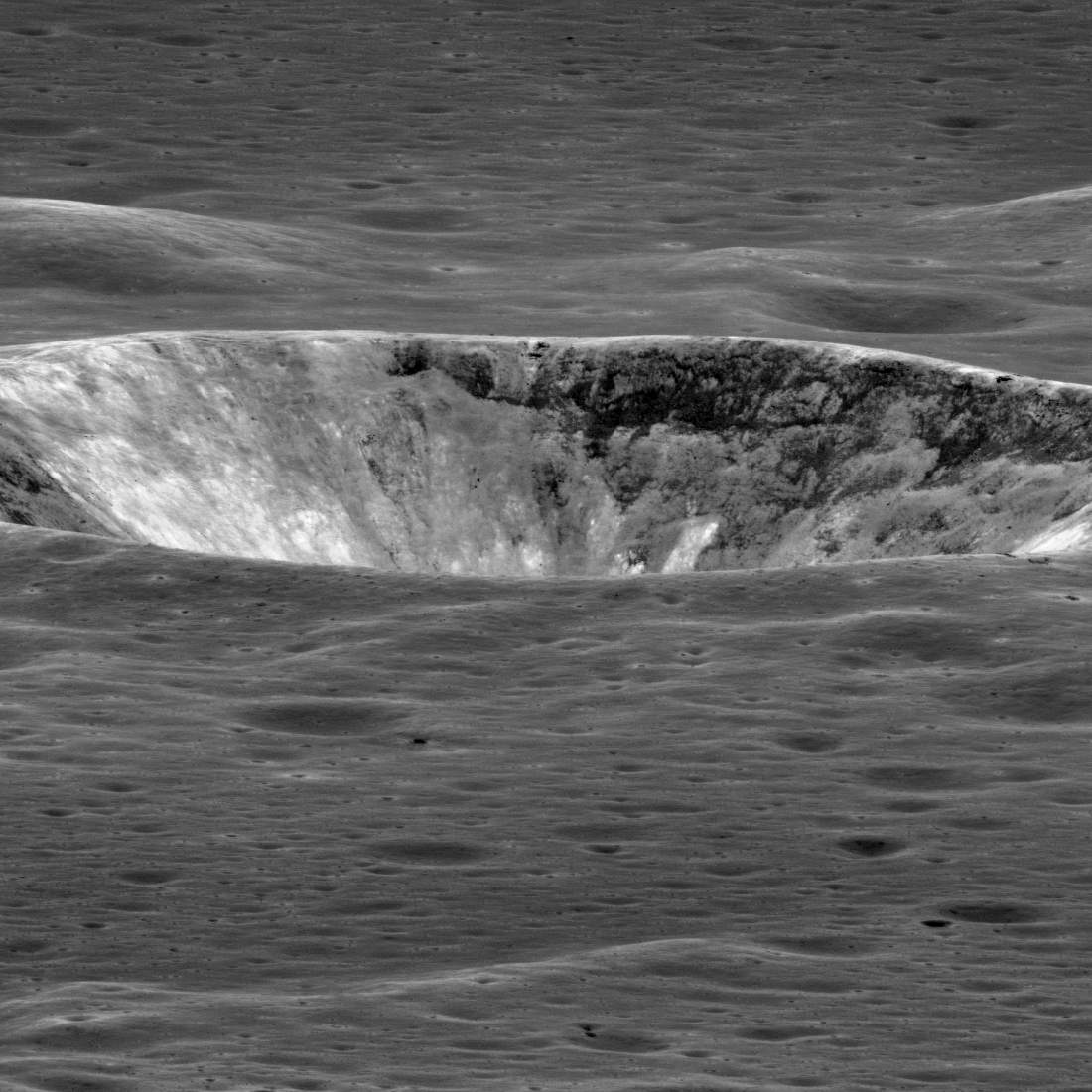 Wallach crater