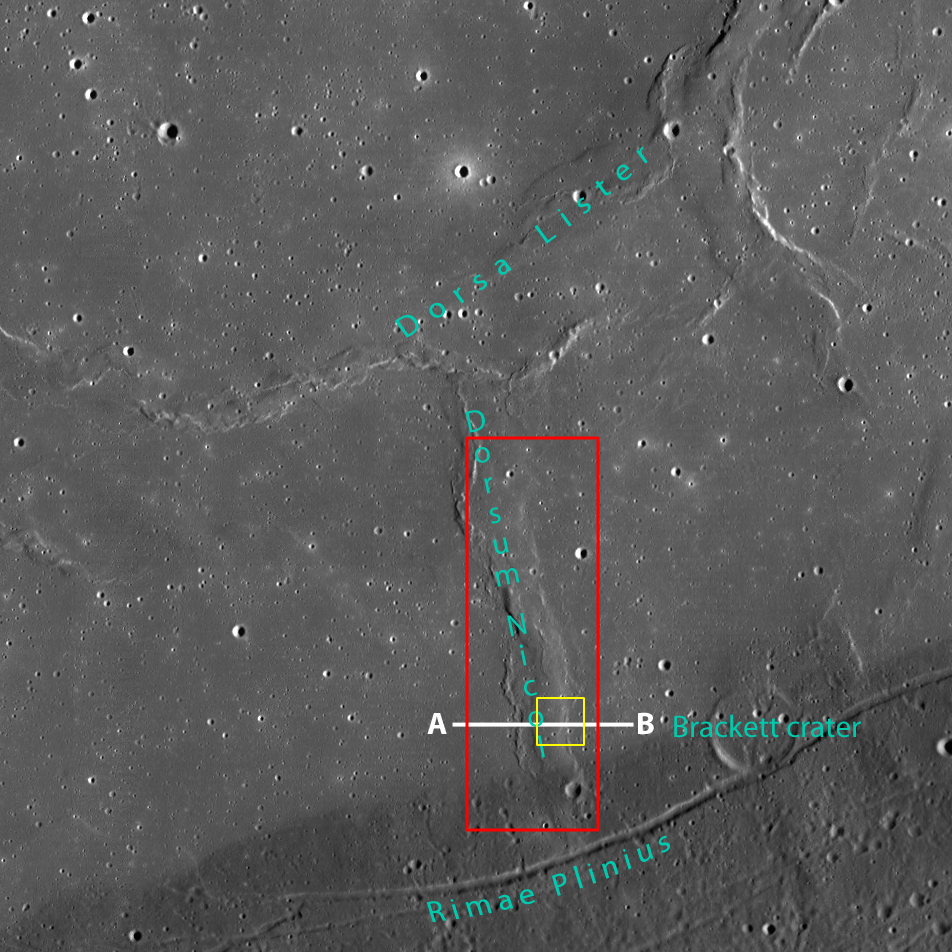 Annotated LROC Context image