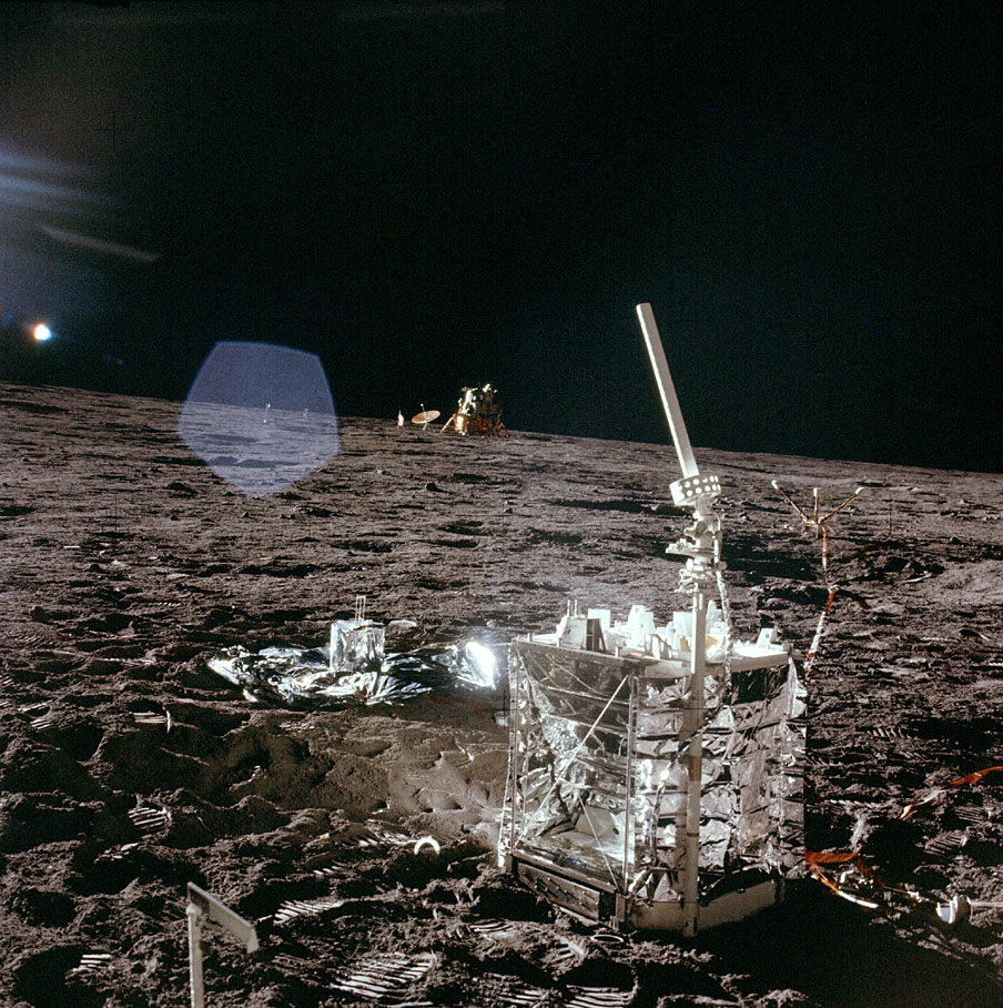 Apollo 12 ALSEP