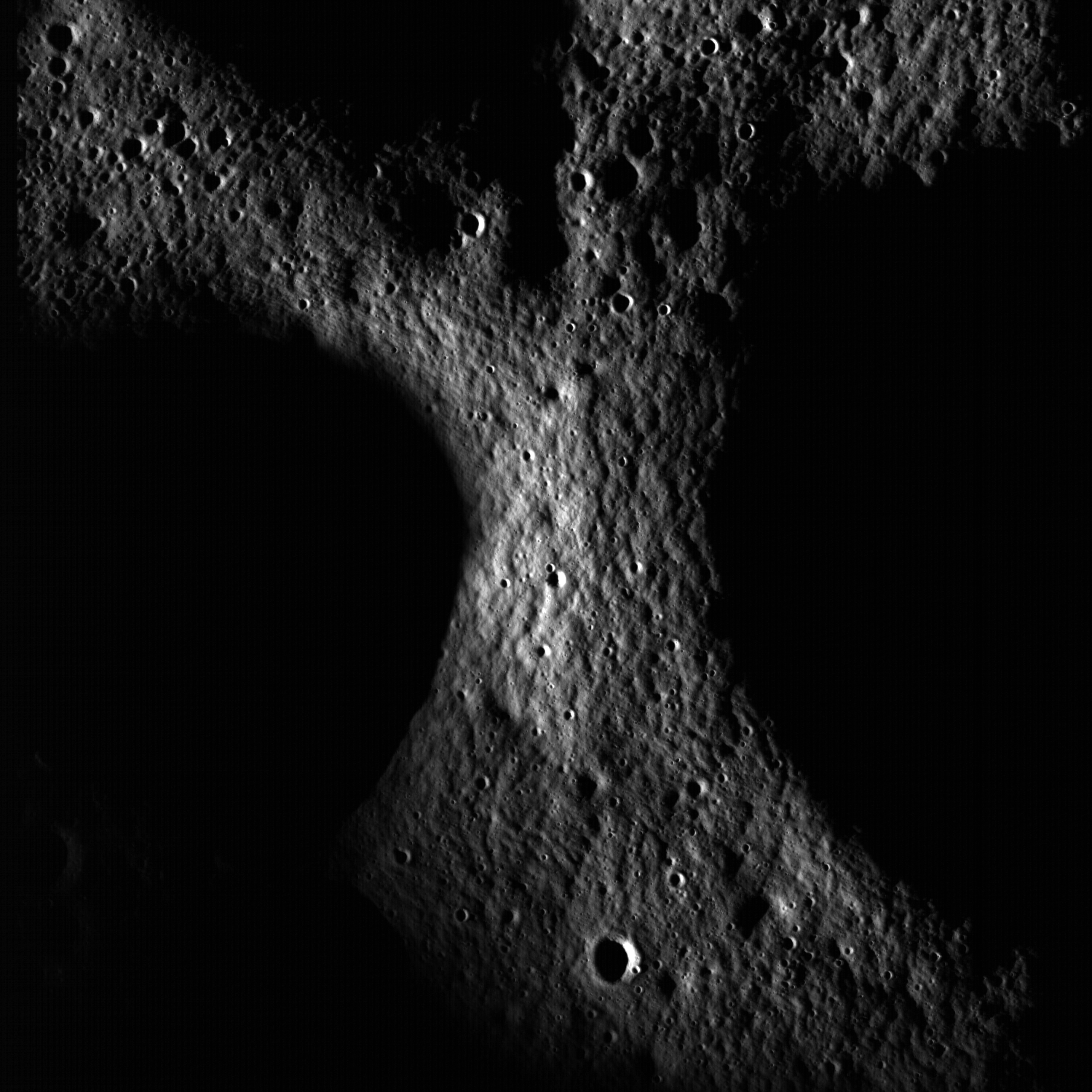 Exciting New Images Lunar Reconnaissance Orbiter Camera