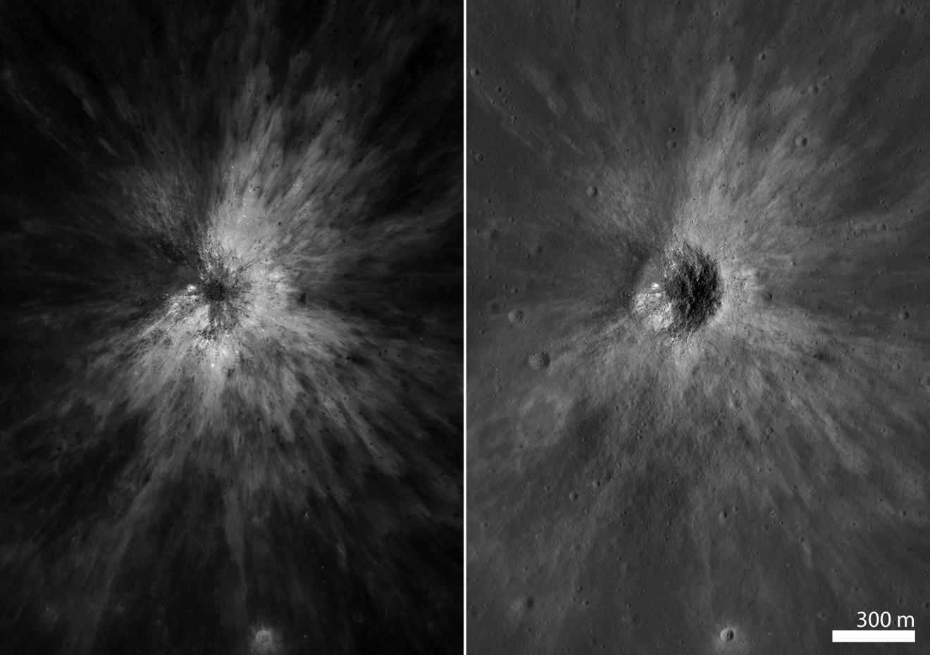 Nouvelles de la mission LRO (Lunar Reconnaissance Orbiter) Crater_x2