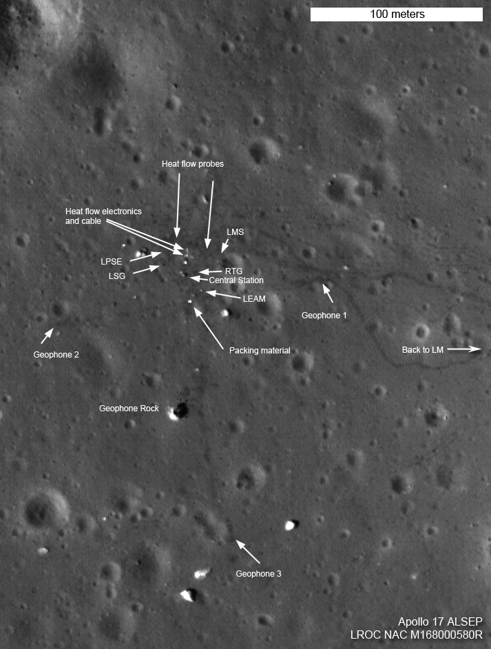 Exciting New Images | Lunar Reconnaissance Orbiter Camera