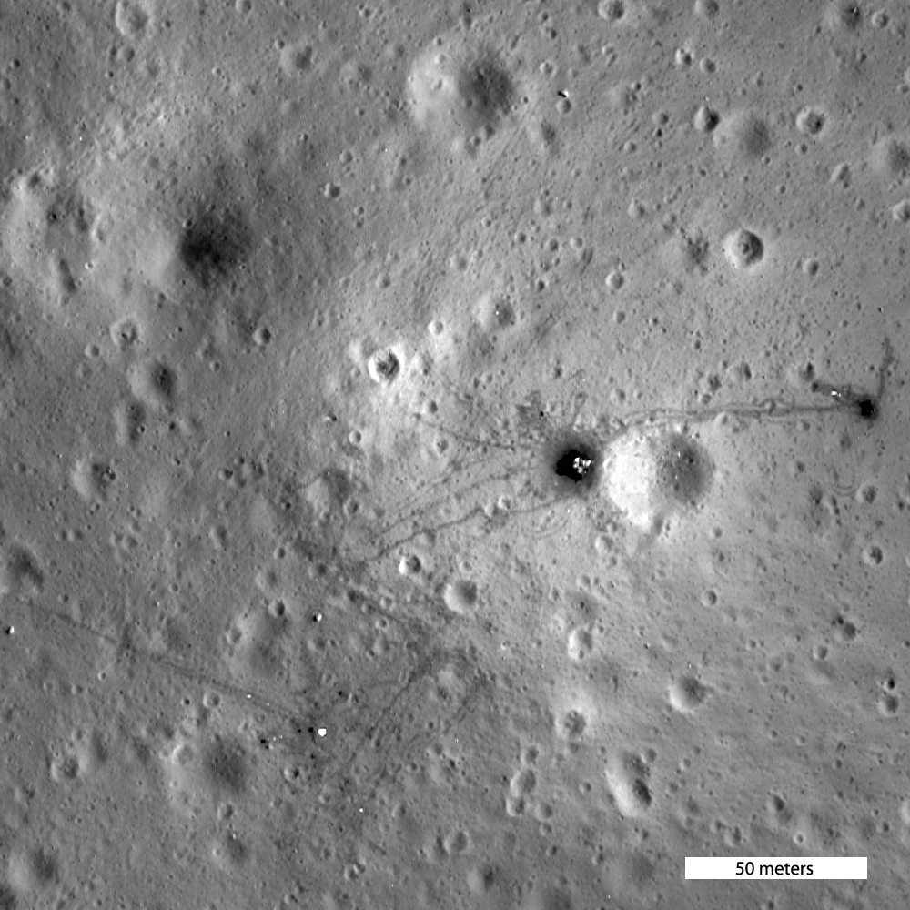 Apollo 16 Site