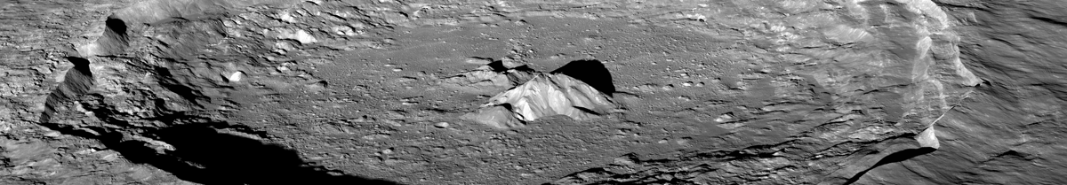 Second NAC Tycho crater oblique