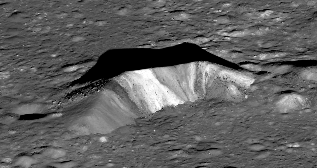 Aristarchus central peak