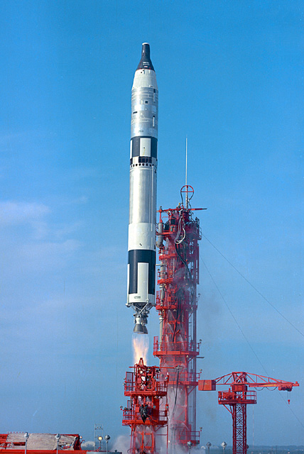Gemini 6 Launch